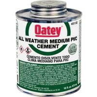 All Weather Cement, 16 oz