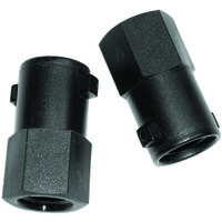 Adapter Quick Fit Nylon 1/4in