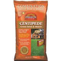 Pennington 100081628 Medium Coarse Texture Centipede Grass Seed, 5 lb, Medium to Light Green