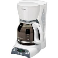 Programmable Coffeemaker, 12 Cup White