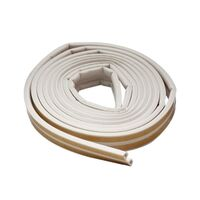 Weatherstrip, 17' White