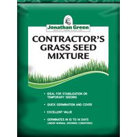 Jonathan 11460 Contractors Grass Seed, 50 lb, 13000 sq-ft
