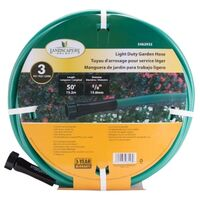 "Three Ply PVC Garden Hose, 5/8""x 50'"