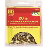 OOK 55511 Conventional Hook Picture Hanger