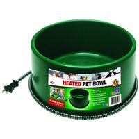 ROUND HEATED PET BOWL 1.5 GAL