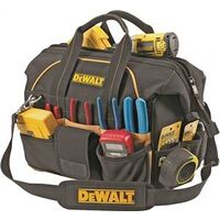 Pro Closed Top Contractor Tool Bag