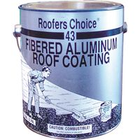 Henry Roofers Choice Fibered Aluminum Roof Coating