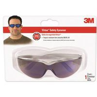Tekk Protection Virtua Lightweight Safety Glass With Brow Guard