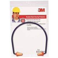 3M 90537-80025T Band Style Hearing Protector