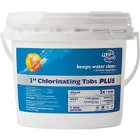 "Chlorine Tablets Plus, 3"" 25 Lb"