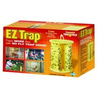 Ez Trap Sticky Fly Trap 2 Pk