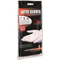 GLOVES LATEX NON PWDR L/XL