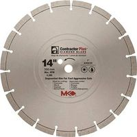 Contractor Plus 166996 Segmented Rim Circular Saw Blade