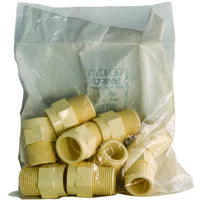 "CPVC Adapter, 3/4""  Bag of 10"