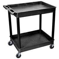 Luxor/ H Wilson TC11-B Large Tub Cart