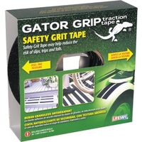 "Anti-Slip Safety Grip Tape, 2"" x 60' Black"