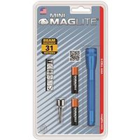 Mini Maglite M3A116 Water Resistant Flashlight