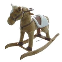 29IN ANIMATED ROCKING HORSE