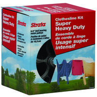 CLOTHESLINE KIT SUPER  HEAVY-DUTY