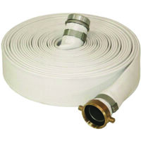 "Single Jacket Mill Discharge Hose, 2"" x 50'"
