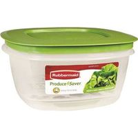 Rubbermaid Produce Saver Square Food Storage Container