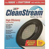 Shop-Vac 9036100 High Efficiency Reusable Cartridge Filter