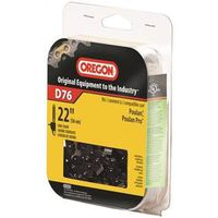Oregon D76 Replacement Single Chain Saw Chain 22 in