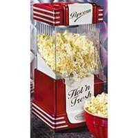 Retro Hot Air Popcorn Machine