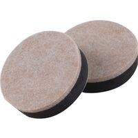 Felt Gard Furniture Sliders, 3 1/2""