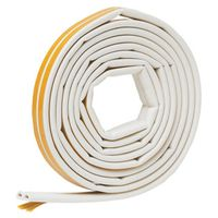 Frost King V25WA D-Section Weatherstrip Tape