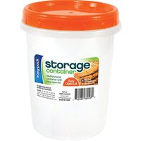 FOOD CONTAINER TALL PLST 1.6L