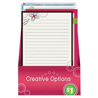 WRITING PAD 60 SHEETS