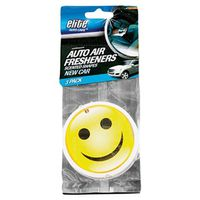 AIR FRESHENER AUTO 3PK NEW CAR