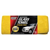 FLP 8904 Soft Touch Streak-Free Glass and Windshield Towel
