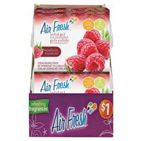 AIR FRESHNER SOLID GEL RASP