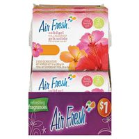 AIR FRESHNER SOLID GEL TROPICA