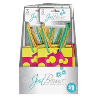 FLP Just Because Gift Bag 4-1/2 in W x 6 in D