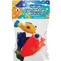 TOY SQUIRTER FISH