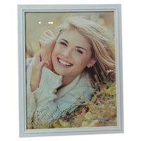 FRAME WHITE 8X10IN