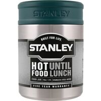 Stanley Utility Vacuum Food Jar, 18 oz Stainless Steel