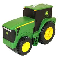 JDEERE FARM TOY CARRYING SET