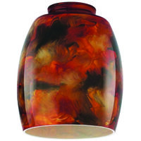 "Pendant Light Shade, 2.25"" Fire Pit"