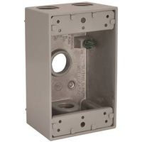 Bell Raco 5321-5 Weatherproof Outlet Box