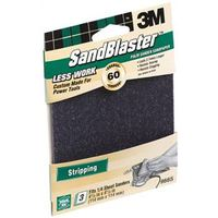 SandBlaster 9665 Clip-On Palm Sanding Sheet