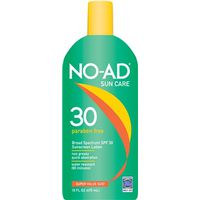 NO-AD SPF30 SUNBLOCK LOTION 16