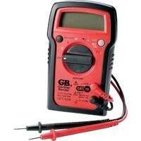 Auto Digital Multimeter, 7 Range