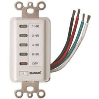 Woods 59013 In-Wall Timer