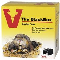 Black Box Gopher Trap