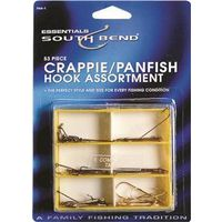 FISHING HOOK ASST CRAPPIE/PAN