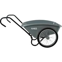 Total Control Poly Lawn Cart